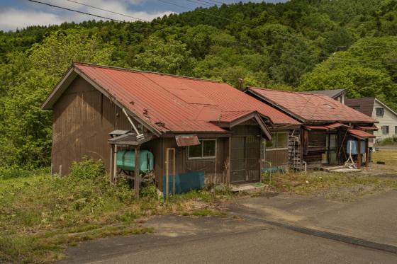 北海道「夕張市真谷地炭鉱跡」_a0096313_15230051.jpg
