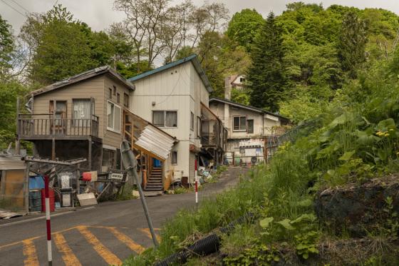 北海道「夕張市本町商店街」_a0096313_15273501.jpg
