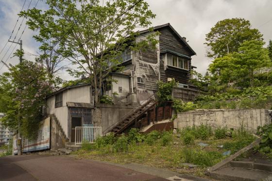 北海道「夕張市本町商店街」_a0096313_15273567.jpg