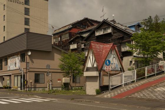 北海道「夕張市本町商店街」_a0096313_15273584.jpg