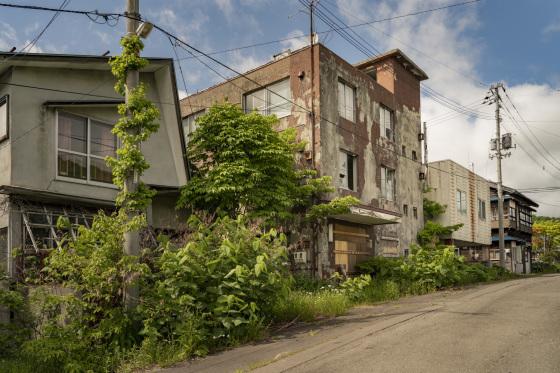 北海道「夕張市本町商店街」_a0096313_15274506.jpg
