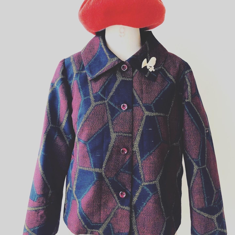 着物リメイク・紬のお着物からスカート_d0127925_16475860.jpg