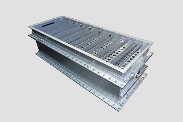 ステンレス製 温水器(排水熱交換器)京都の銭湯さんへ納入_f0228240_13304129.jpg