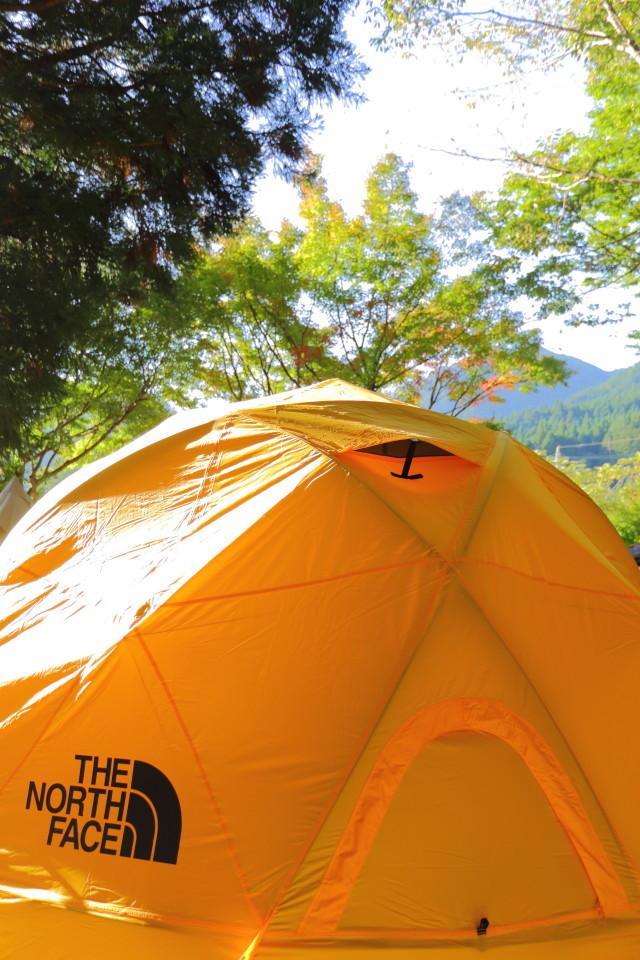 ジオドームという美しいテント_b0078651_21213129.jpg