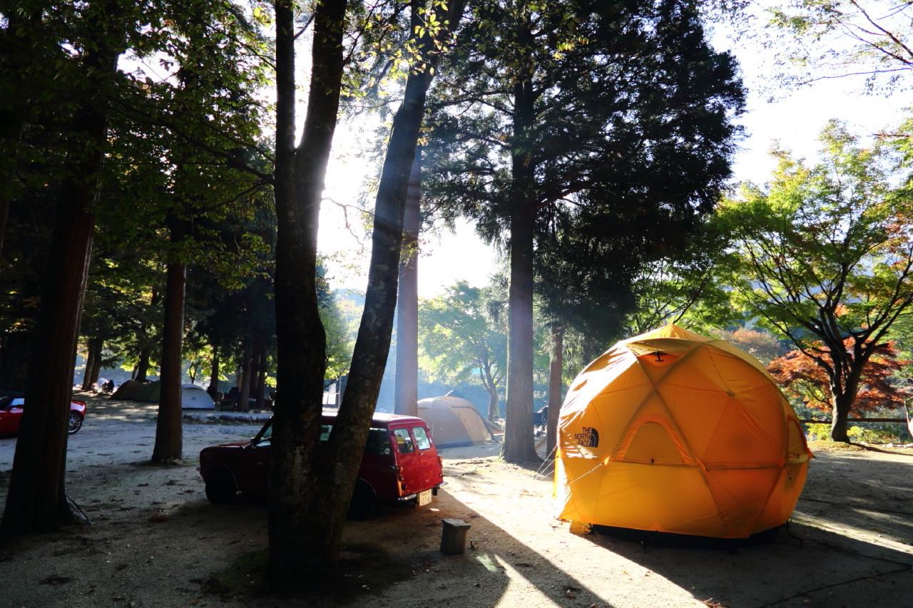 ジオドームという美しいテント_b0078651_21213343.jpg