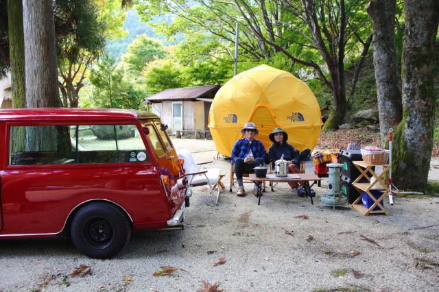 ジオドームという美しいテント_b0078651_21274421.jpg