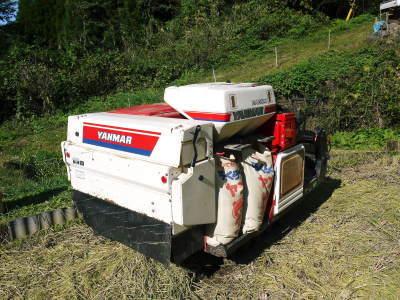 米作りの挑戦(2020) 稲刈りの様子!今年の問題点と来年へむけての課題!(後編)_a0254656_17423472.jpg