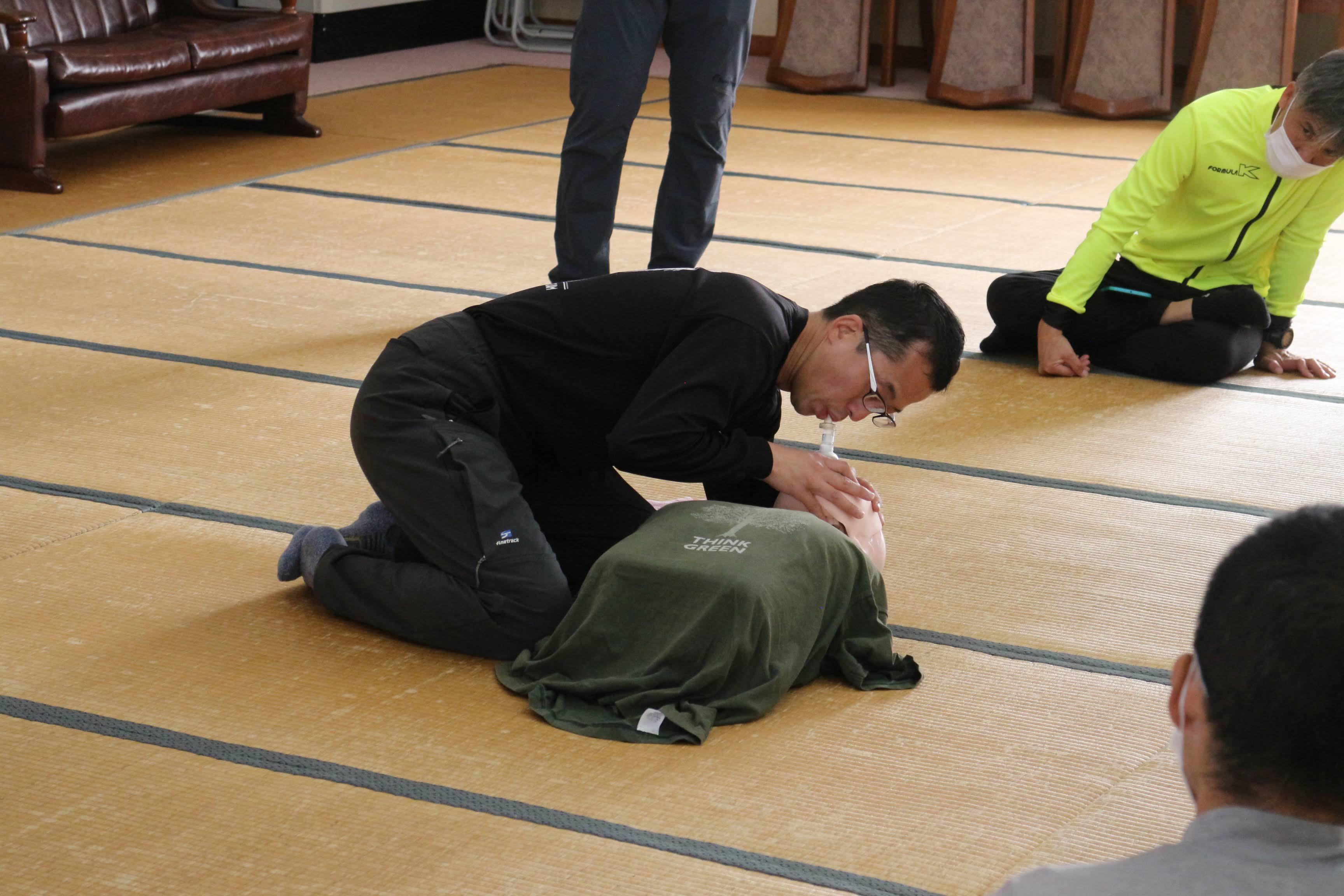 ファーストエイド講習(応急手当講習) in 熊本_e0231387_21185144.jpg