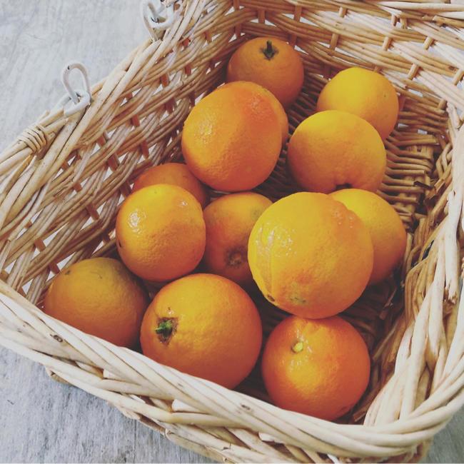 オレンジマフィンは幸せの香り_e0335287_16590153.jpg