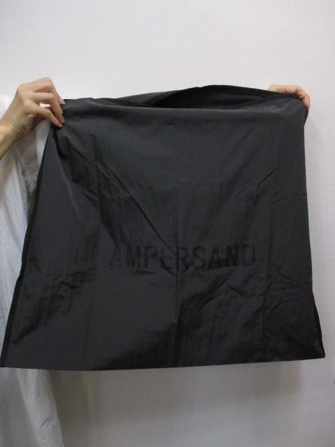 アンパサンド Ampersand parachute print tote bag_e0076692_11453290.jpg