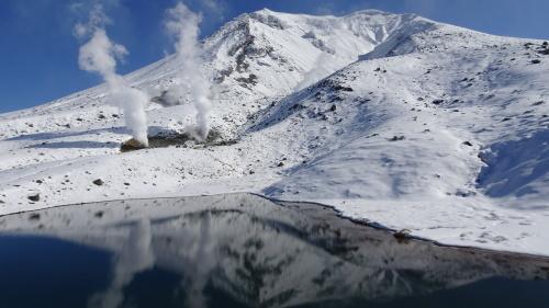 △▲北海道最高峰!雪で白くなった旭岳に行ってきました△▲_d0198793_15043381.jpg
