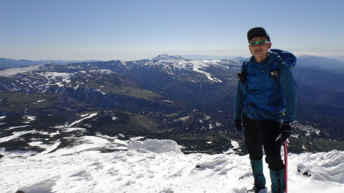△▲北海道最高峰!雪で白くなった旭岳に行ってきました△▲_d0198793_15061788.jpg