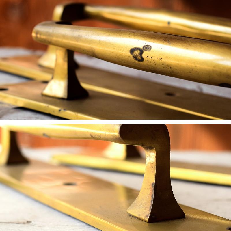 おすすめ☆【BRASS PRUDUCTS】真鍮製 プッシュプレート&ヴィクトリアン・ドア・ハンドル。_f0318397_14232230.jpg