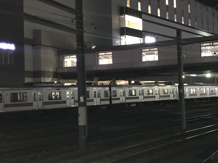 八王子駅の東急車両♪_c0212604_829321.jpg