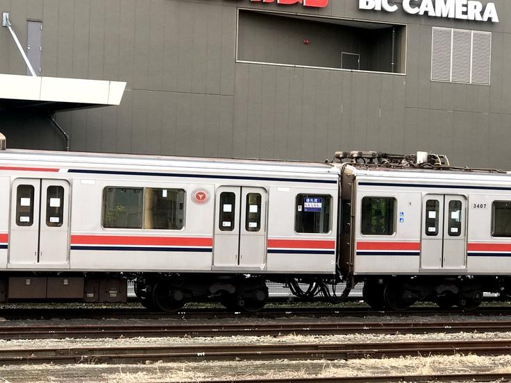 八王子駅の東急車両♪_c0212604_8304510.jpg