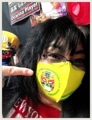 やっぱりマスクは良かぁ~infixも欲しかねぇー!!_b0183113_19584089.jpg