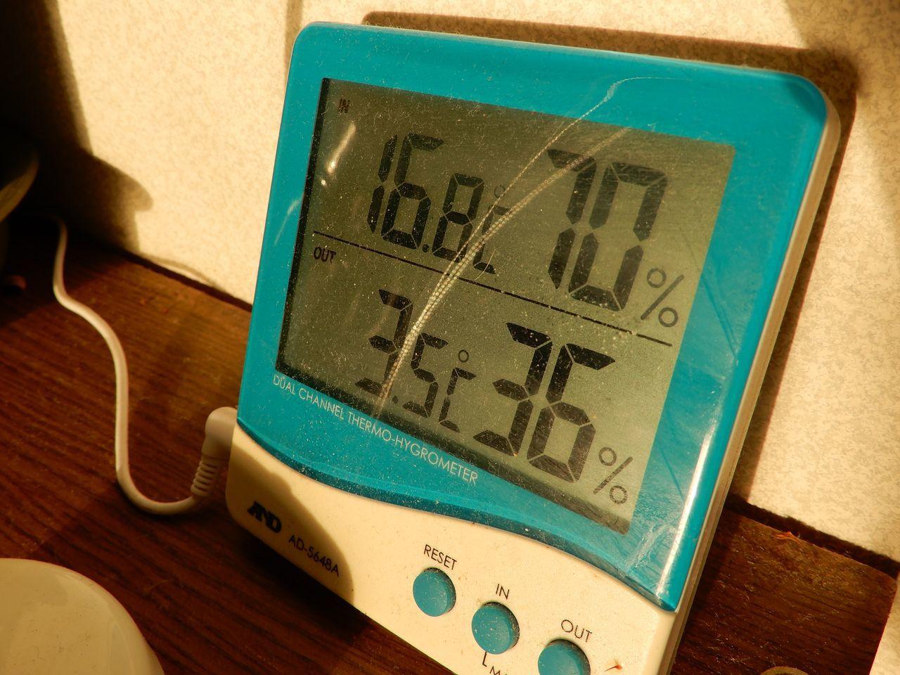 我が家の周辺はこの秋最低の気温_c0025115_21175362.jpg