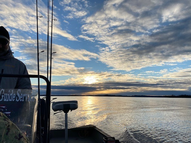 LAKE TROUT 釣りに行ってきた~!_b0135948_06114501.jpg