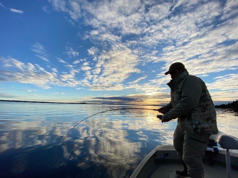 LAKE TROUT 釣りに行ってきた~!_b0135948_06120505.jpg