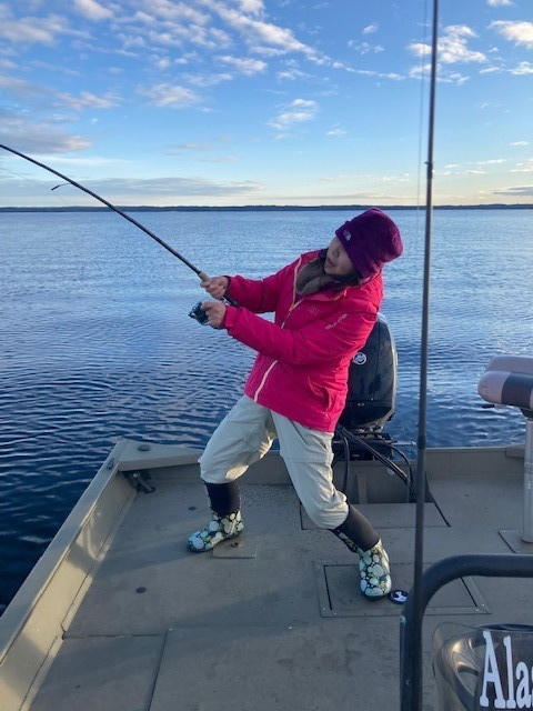 LAKE TROUT 釣りに行ってきた~!_b0135948_06135290.jpg