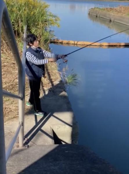 釣り練習と最近の私_a0153850_21355677.jpeg