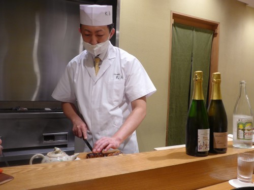 表参道「日本料理 太月」へ行く。_f0232060_23444022.jpg