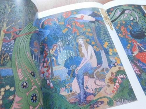 Book:ハインリッヒ・フォーゲラー図録2点_c0084183_20203081.jpg