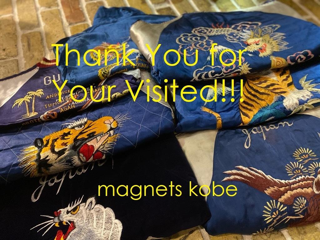 本日の神戸店ヴィンテージ入荷にご来店くださいました皆様、誠にありがとうございました!_c0078587_20324764.jpg