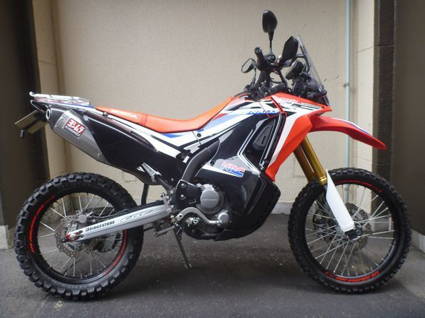 CRF250 RALLY for SALE!_f0137496_16130952.jpg