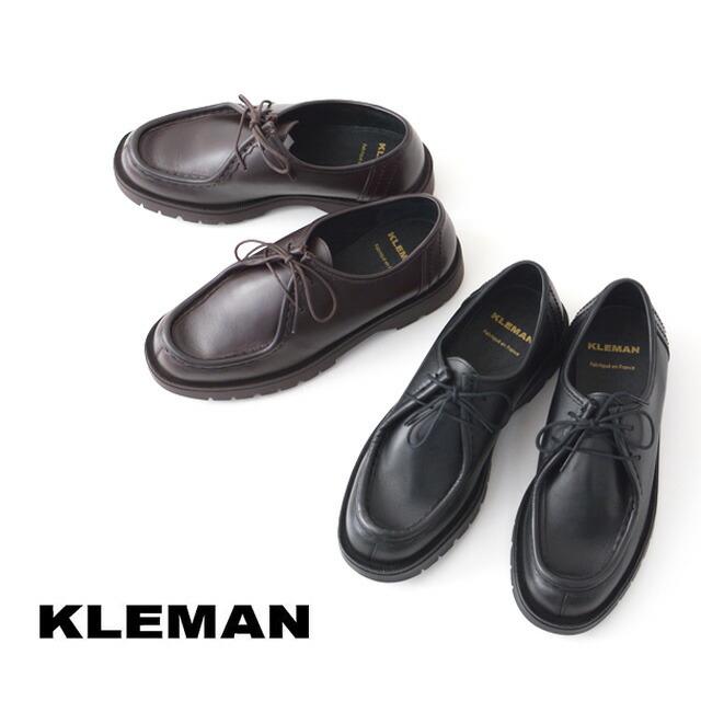 KLEMAN [クレマン] PADRE/パドレ (CUIR+TOILE)「チロリアンシューズ」レザーシューズ  MEN\'S _f0051306_10382711.jpg