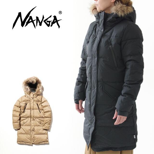 NANGA [ナンガ] W\'s DOWN HALF COAT [N1LD] ダウンハーフコート・アウター・ダウンジャケット・LADY\'S _f0051306_11003486.jpg