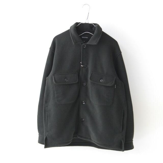 DELICIOUS [デリシャス] Fleece Shirt Jacket [DC0794] フリースシャツジャケット・フリースジャケット・MEN\'S _f0051306_11465937.jpg