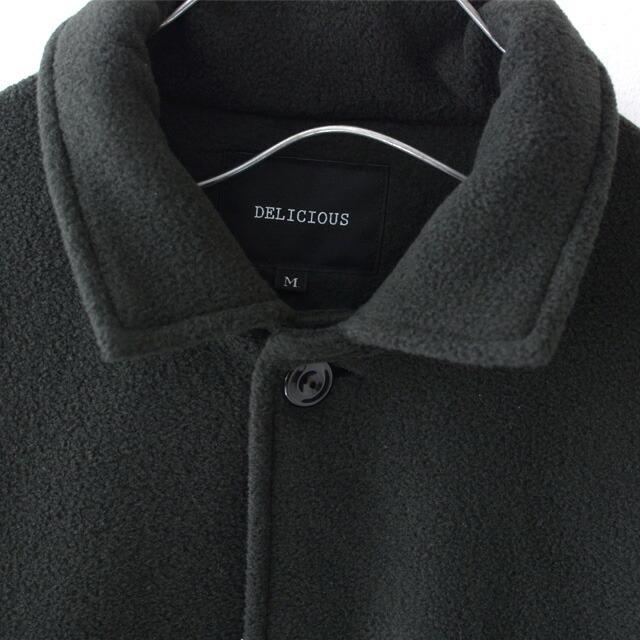 DELICIOUS [デリシャス] Fleece Shirt Jacket [DC0794] フリースシャツジャケット・フリースジャケット・MEN\'S _f0051306_11465943.jpg