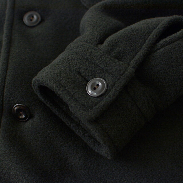 DELICIOUS [デリシャス] Fleece Shirt Jacket [DC0794] フリースシャツジャケット・フリースジャケット・MEN\'S _f0051306_11470019.jpg
