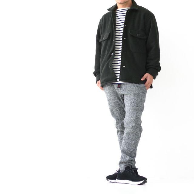 DELICIOUS [デリシャス] Fleece Shirt Jacket [DC0794] フリースシャツジャケット・フリースジャケット・MEN\'S _f0051306_11470023.jpg
