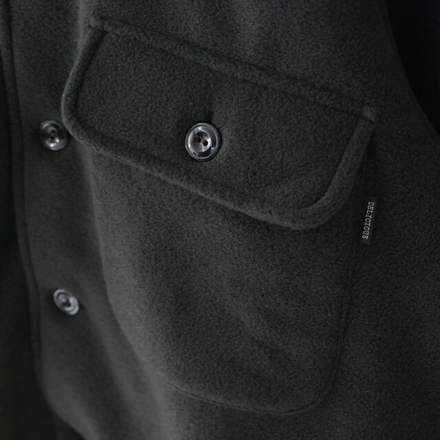 DELICIOUS [デリシャス] Fleece Shirt Jacket [DC0794] フリースシャツジャケット・フリースジャケット・MEN\'S _f0051306_11470077.jpg