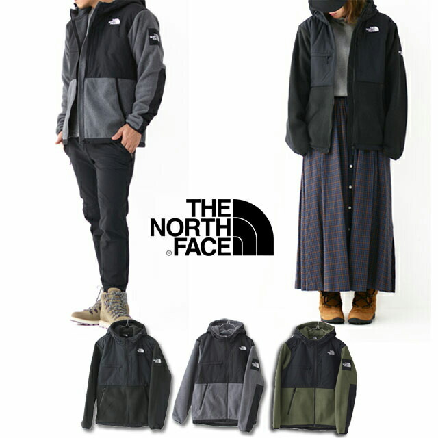 THE NORTH FACE [ザ ノースフェイス正規代理店] Denali Hoodie [NA72052] デナリフーディ(メンズ)・アウター・フリース・MEN\'S_f0051306_17074490.jpg