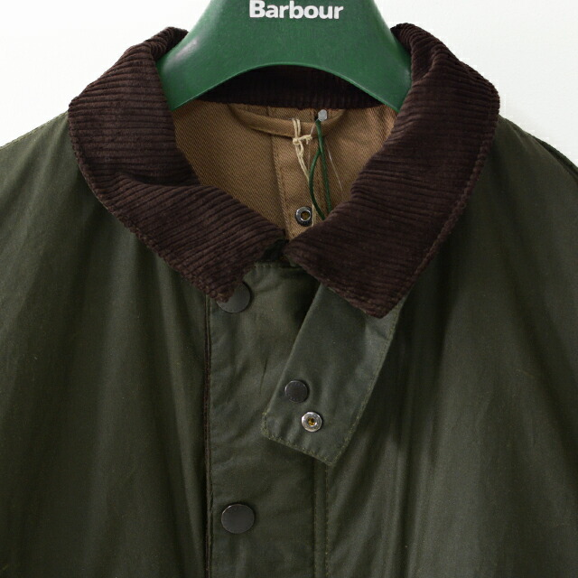 KAPTAIN SUNSHINE [キャプテンサンシャイン]×Barbour[バブアー] Stand Collar Traveller Coat [KS20FBB01] ・MEN\'S _f0051306_17413028.jpg