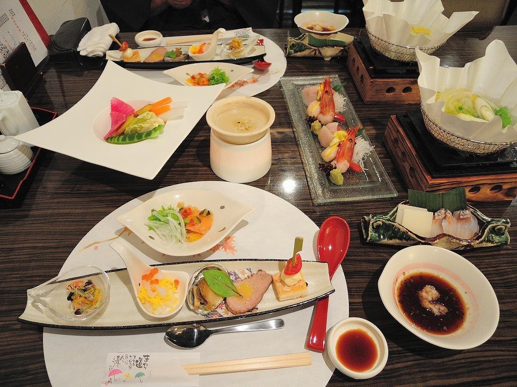 夕食@ゆとりろ庵_c0395834_23163404.jpg