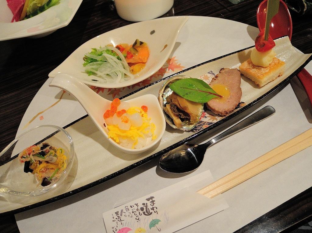 夕食@ゆとりろ庵_c0395834_23163514.jpg