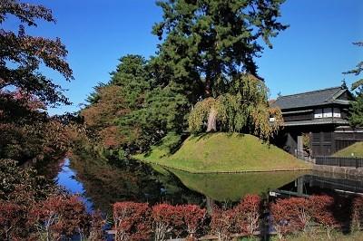 弘前公園を秋さんぽ_2020.10.28撮影_d0131668_11551978.jpg