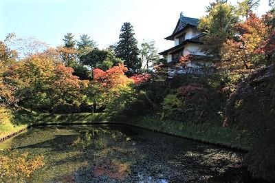 弘前公園を秋さんぽ_2020.10.28撮影_d0131668_11595402.jpg