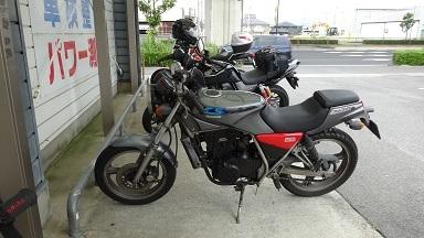 バイクショップとカフェを楽しむ_a0064474_20144872.jpg