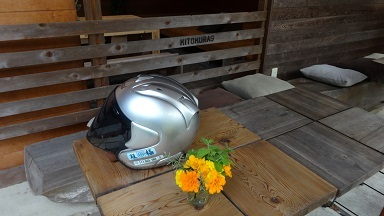 バイクショップとカフェを楽しむ_a0064474_20145811.jpg