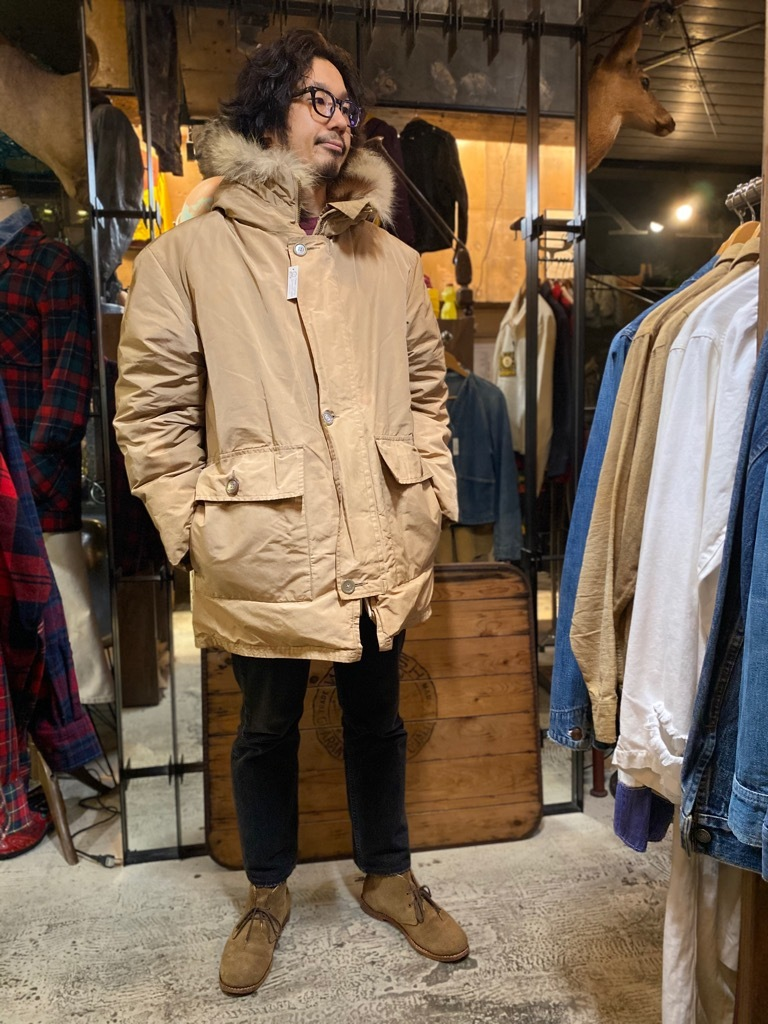 そろそろ寒さに備えて。(マグネッツ大阪アメ村店)_c0078587_11331364.jpg