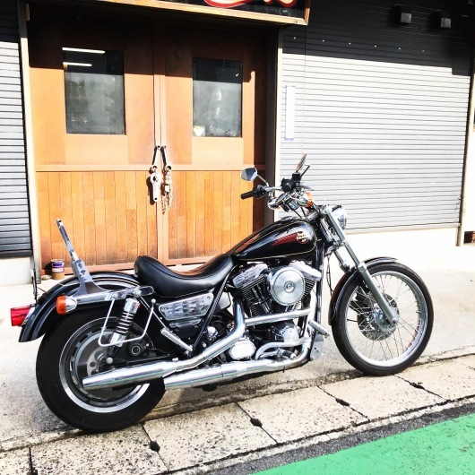 1991FXLR. FOR SALE. の準備。_d0149307_10191339.jpeg