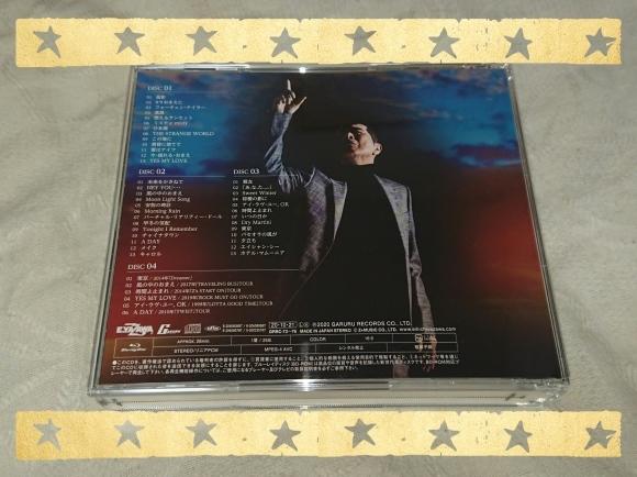 矢沢永吉 / STANDARD ~ THE BALLAD BEST ~ 初回限定盤A Type_b0042308_12070710.jpg
