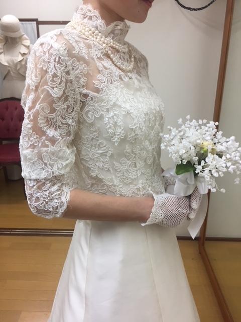 ウェディング ドレスの在庫セール_a0349533_20481182.jpg