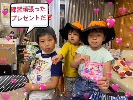 木曜日ハロウィン仮装レッスン☆_e0040673_11051145.jpg
