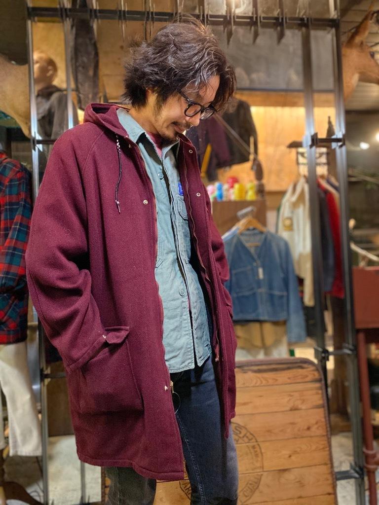Bench&Duffle Coats!!(マグネッツ大阪アメ村店)_c0078587_15591198.jpg